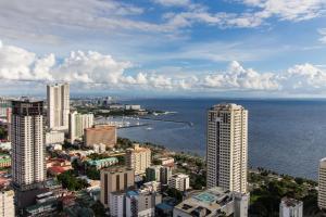 JMM Grand Suites, Apartmánové hotely  Manila - big - 47