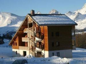 Apartment La marmotte la crete du berger, Apartmány  La Joue du Loup - big - 9