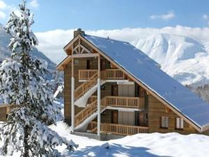 Apartment Le lievre blanc la crete du berger, Apartmány  La Joue du Loup - big - 1