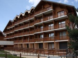Apartment L'horizon blanc, Ferienwohnungen  La Joue du Loup - big - 2
