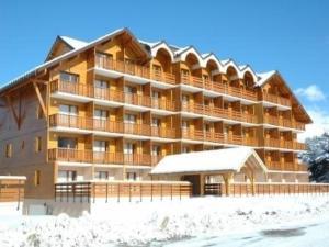 Apartment L'horizon blanc, Ferienwohnungen  La Joue du Loup - big - 5