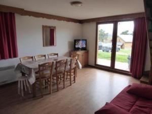 Apartment La crete du berger chalets, Apartmány  La Joue du Loup - big - 8