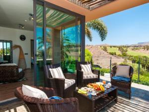 Villa LAGOS 20, Prázdninové domy  Salobre - big - 34
