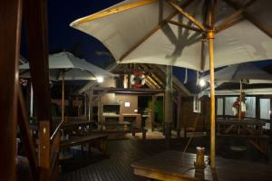 Bay Cove Inn, Penziony – hostince  Jeffreys Bay - big - 64