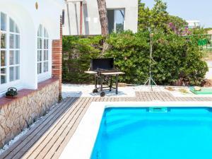 Holiday Home Zafir, Holiday homes  Platja  d'Aro - big - 12