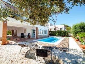 Holiday Home Zafir, Holiday homes  Platja  d'Aro - big - 11