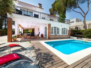 Holiday Home Zafir, Holiday homes  Platja  d'Aro - big - 5