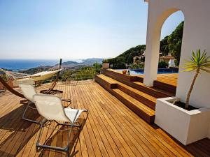 Holiday Home Can Bruc, Holiday homes  Lloret de Mar - big - 8