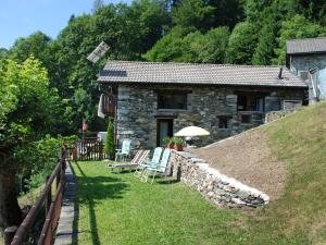 Holiday Home Al Tecion del Nino, Holiday homes  Ronco sopra Ascona - big - 11