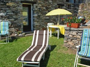 Holiday Home Al Tecion del Nino, Holiday homes  Ronco sopra Ascona - big - 3