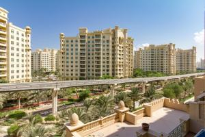 Bespoke Residences - Golden Mile 2, Apartmány  Dubaj - big - 10