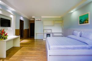 Nauticomar All Inclusive Hotel & Beach Club, Szállodák  Porto Seguro - big - 8