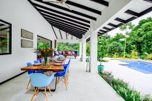 Villa Komodo, Villák  Santa Teresa Beach - big - 2