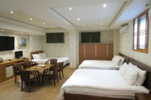 GS Hotel Jongno, Hotely  Soul - big - 41