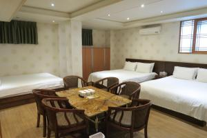 GS Hotel Jongno, Hotely  Soul - big - 42