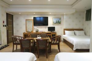 GS Hotel Jongno, Hotely  Soul - big - 43