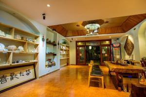 Kongquegu Hostel, Хостелы  Jinghong - big - 86