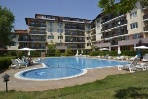 Apartcomplex Chateau Aheloy, Apartmánové hotely  Aheloy - big - 75