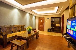Kongquegu Hostel, Ostelli  Jinghong - big - 10