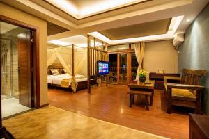 Kongquegu Hostel, Ostelli  Jinghong - big - 9