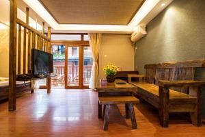 Kongquegu Hostel, Ostelli  Jinghong - big - 2
