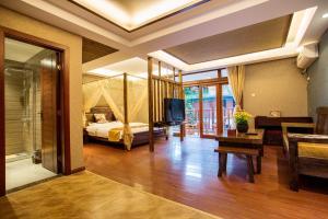 Kongquegu Hostel, Хостелы  Jinghong - big - 60