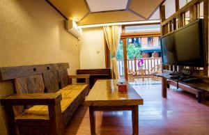 Kongquegu Hostel, Hostely  Jinghong - big - 51