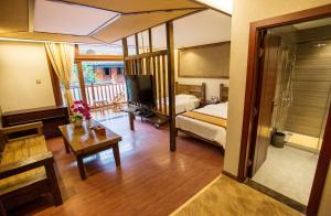 Kongquegu Hostel, Ostelli  Jinghong - big - 48