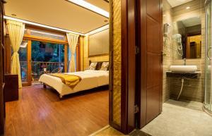 Kongquegu Hostel, Hostely  Jinghong - big - 41