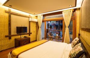 Kongquegu Hostel, Ostelli  Jinghong - big - 38