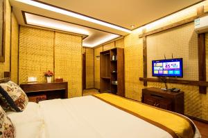 Kongquegu Hostel, Хостелы  Jinghong - big - 36