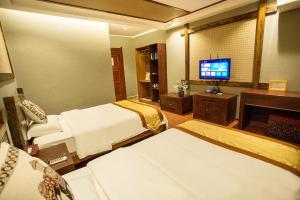 Kongquegu Hostel, Hostely  Jinghong - big - 34