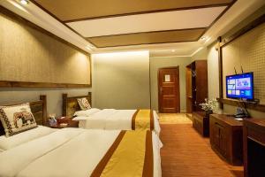 Kongquegu Hostel, Ostelli  Jinghong - big - 32