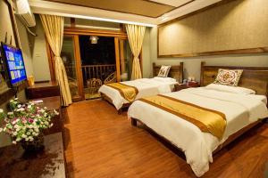 Kongquegu Hostel, Hostely  Jinghong - big - 31