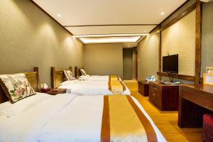 Kongquegu Hostel, Хостелы  Jinghong - big - 26