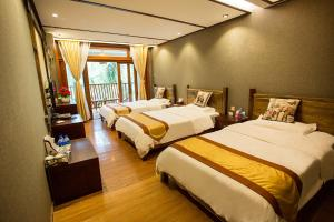 Kongquegu Hostel, Hostely  Jinghong - big - 22