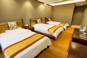 Kongquegu Hostel, Hostely  Jinghong - big - 57