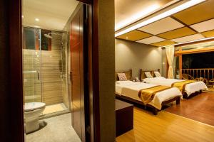 Kongquegu Hostel, Ostelli  Jinghong - big - 18