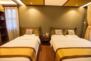 Kongquegu Hostel, Хостелы  Jinghong - big - 12