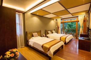 Kongquegu Hostel, Hostely  Jinghong - big - 62