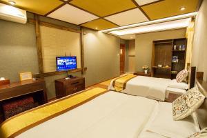 Kongquegu Hostel, Hostely  Jinghong - big - 13