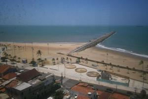 Ed. Privilege, Apartmány  Fortaleza - big - 19
