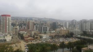 Vista Poniente, Apartmány  Viña del Mar - big - 13