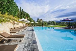 Relais Villa Belvedere, Apartmánové hotely  Incisa in Valdarno - big - 179