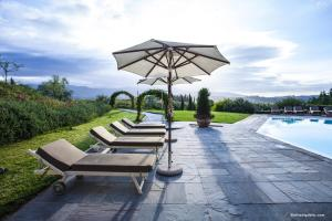 Relais Villa Belvedere, Aparthotely  Incisa in Valdarno - big - 175