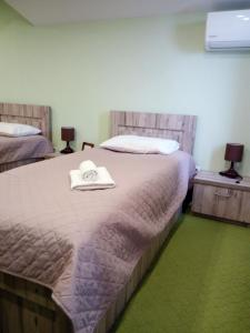 Hotel Salmer, Bed and breakfasts  Tbilisi City - big - 48