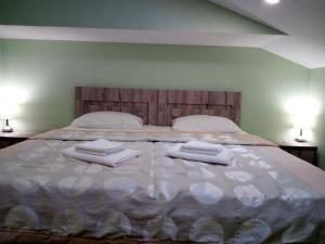 Hotel Salmer, Bed and breakfasts  Tbilisi City - big - 28