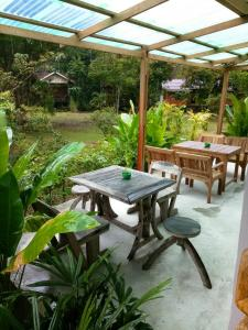 Baan Bua Cottage, Rezorty  Ko Kood - big - 33