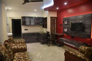 Subra Residency, Aparthotely  Kumbakonam - big - 18