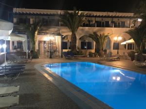 Villa Ilios, Гостевые дома  Тира - big - 19